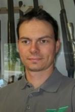 Büchsenmacher Pascal Kühn